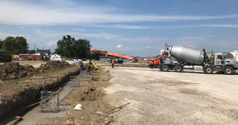 site work & trucking